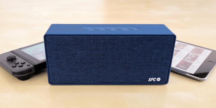 Review: SPC Bang Speaker, un altavoz Bluetooth con sonido potente y un diseño atractivo