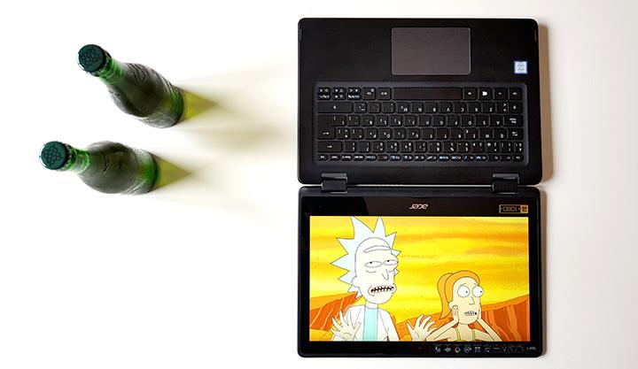"Imagen - Review: Acer Spin 5, un convertible ""tres en uno"" muy equilibrado"