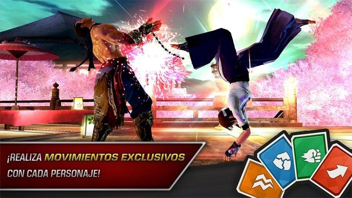 Imagen - Descarga ya el mítico Tekken para Android