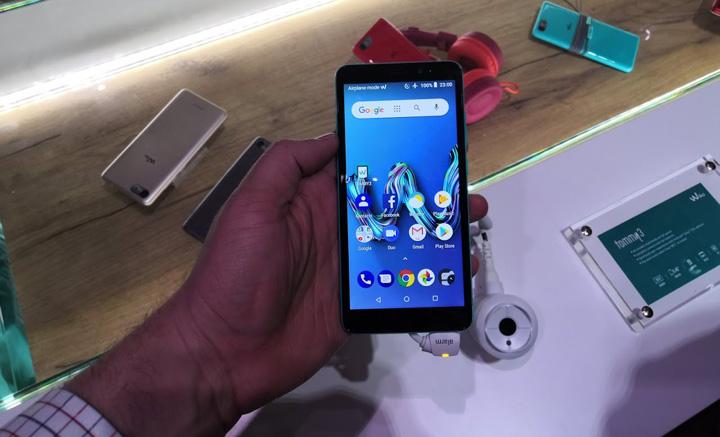 Imagen - Wiko Tommy 3, Lenny 5 y Jerry 3 son oficiales con Android Go por menos de 100 euros