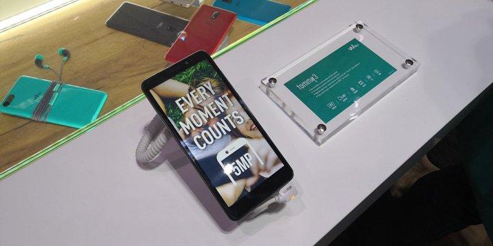 Imagen - Wiko Tommy 3 llega a España: pantalla 18:9, Android Oreo Go y carcasa intercambiable