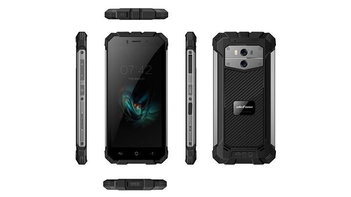 Imagen - Ulefone Armor X equipará una pantalla 18:9 sin biseles y carga inalámbrica