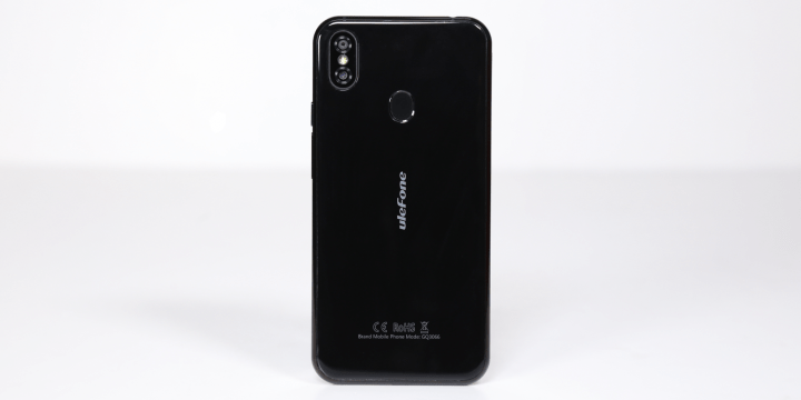"""Imagen - Ulefone X incluirá una pantalla con """"notch"""" como el iPhone X"""