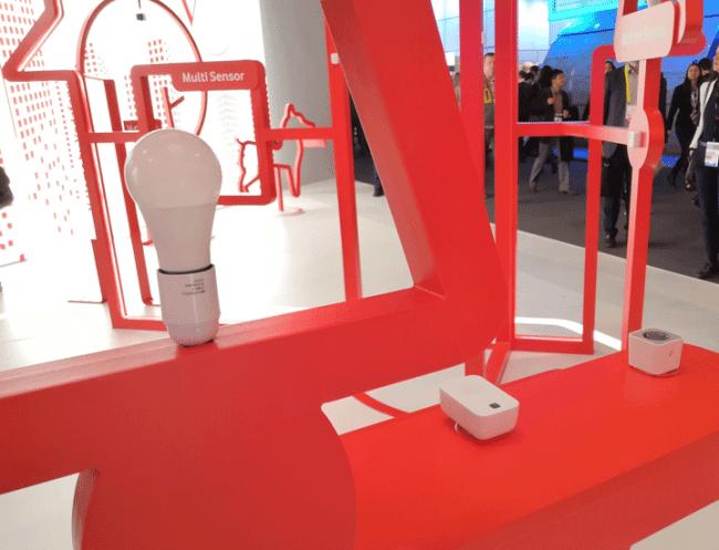 Imagen - V-Home by Vodafone trae a España el hogar inteligente de Samsung SmartThings
