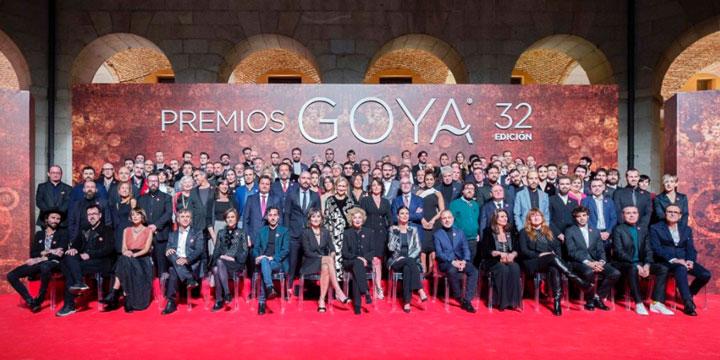 Cómo ver online los Goya 2018