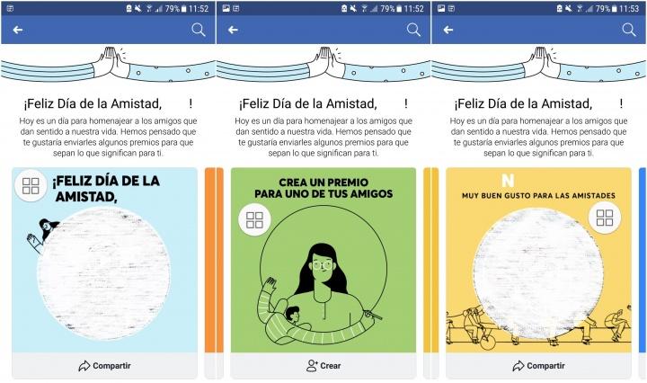 Imagen - Cómo conseguir el vídeo del Día de la Amistad en Facebook con #friendsday