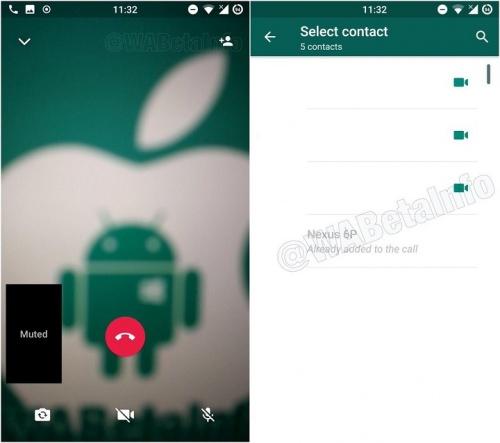 Imagen - Las videollamadas grupales de WhatsApp admitirán hasta 4 participantes