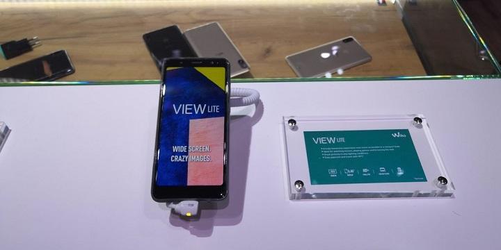 Wiko View Lite, View Go y View Max presentados en el MWC 2018: toda la información