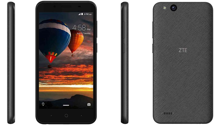 Imagen - ZTE Tempo Go, un teléfono de gama baja con Android Go