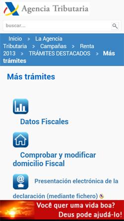 Imagen - Cuidado con las apps no oficiales para hacer la declaración de la Renta 2017