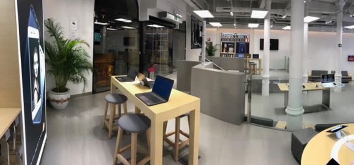 Imagen - Huawei abre en Barcelona su tercer centro de experiencia en España