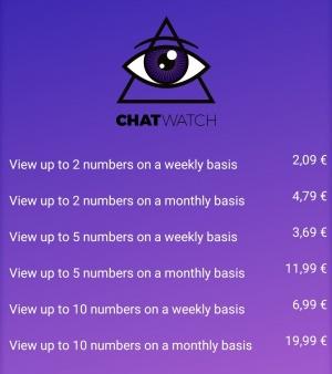 Imagen - Cuidado con Chatwatch, la app que espía tus horas de conexión en WhatsApp