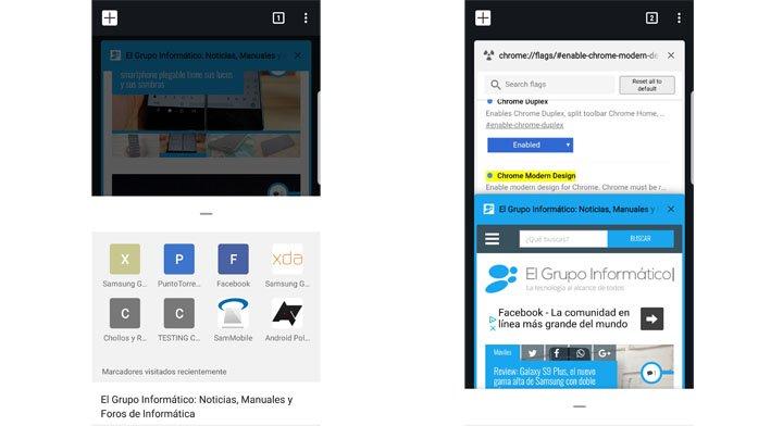 Imagen - Chrome 66: bloqueo de los vídeos con sonido automático y nuevo diseño en Android