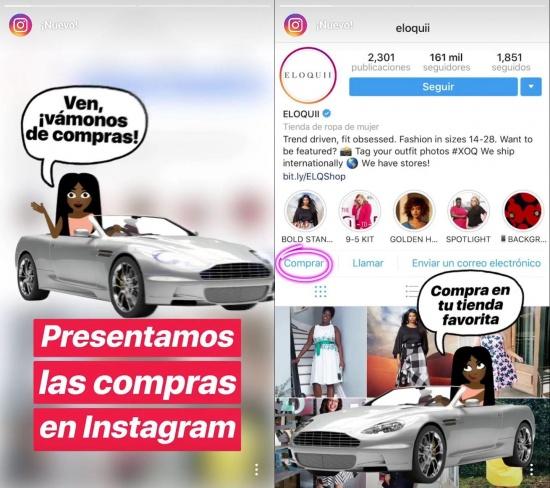 Imagen - Instagram presenta las compras en la app
