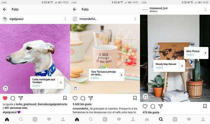 Imagen - Instagram prepara una app de compras