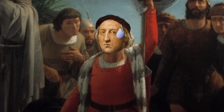 """Imagen - """"Te coloniso"""", el reggaetón sobre Cristóbal Colón es el último viral en YouTube"""