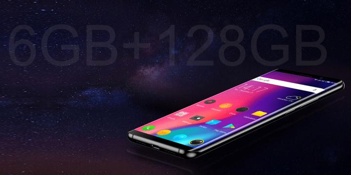 Imagen - Oferta: Elephone U Pro, rebajado el smartphone con pantalla curva y Face ID
