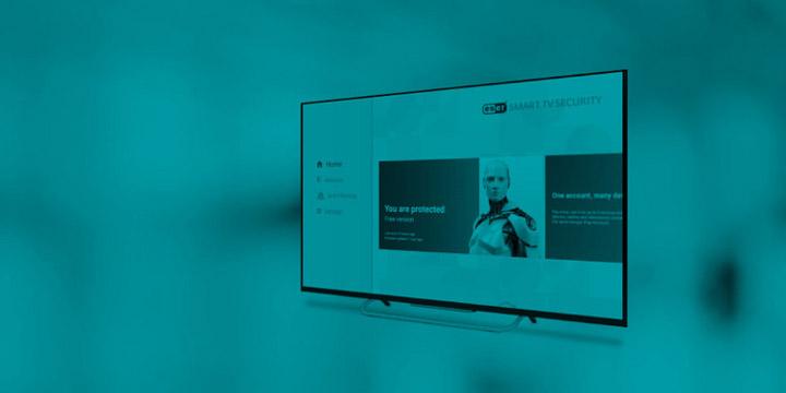 ESET Smart TV Security protege los televisores del malware