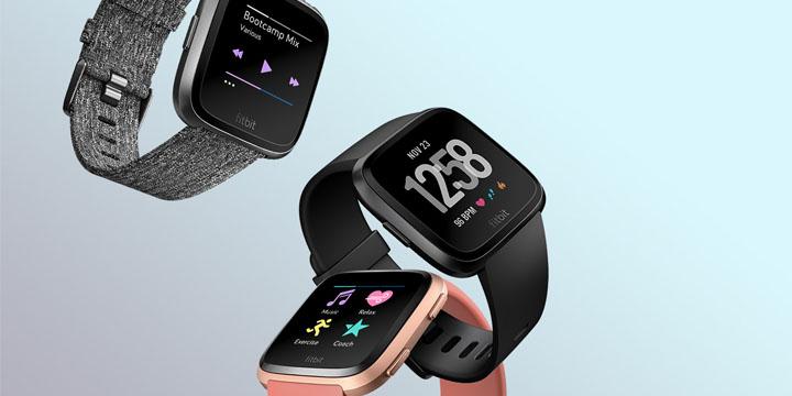 Fitbit Versa, el nuevo smartwatch centrado en el deporte