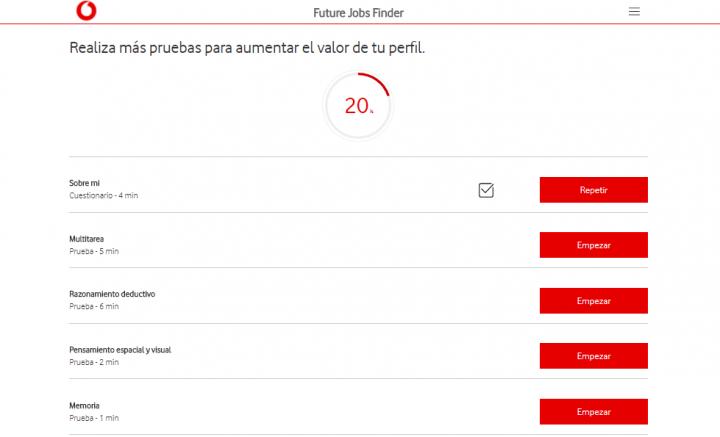 Imagen - Future Jobs Finder, encuentra tu empleo digital idóneo con el test de Vodafone
