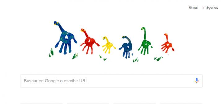 Imagen - Google celebra el Día del Padre con un Doodle