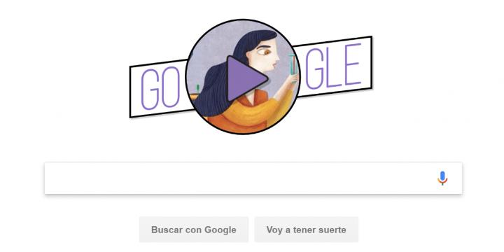 Google lanza un Doodle con historias ilustradas por el Día Internacional de la Mujer