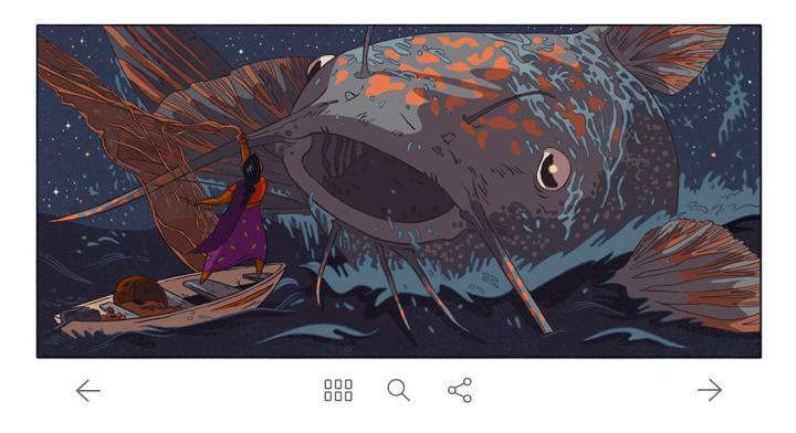 Imagen - Google lanza un Doodle con historias ilustradas por el Día Internacional de la Mujer