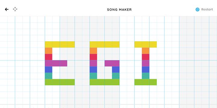 Google Song Maker, convierte tus palabras en melodías