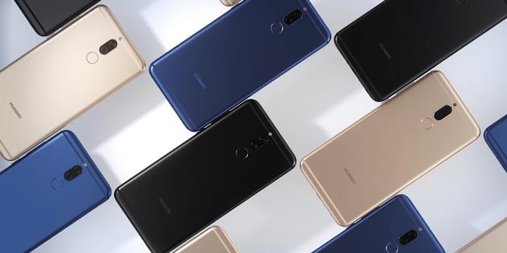 Imagen - Huawei Y5, Y6 e Y7 2018 filtrados: conoce los detalles de la gama económica