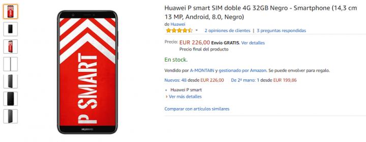Imagen - Dónde comprar el Huawei P Smart