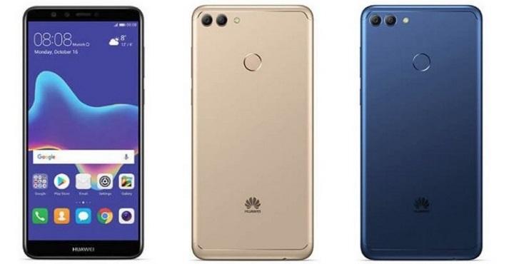 Imagen - Huawei Y9 2018 ya es oficial: precio y disponibilidad