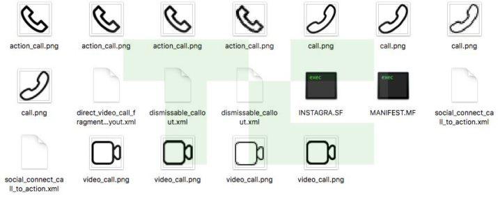 Imagen - El código de Instagram confirma la llegada de las llamadas y videollamadas