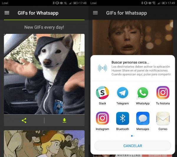 Imagen - Cómo volver a usar los GIFs en Instagram Stories