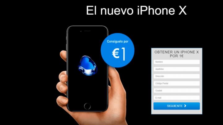 Imagen - ¿Yoigo ofrece un iPhone X por 1€? Es una estafa