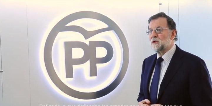 "Mariano Rajoy se hace ""youtuber"""