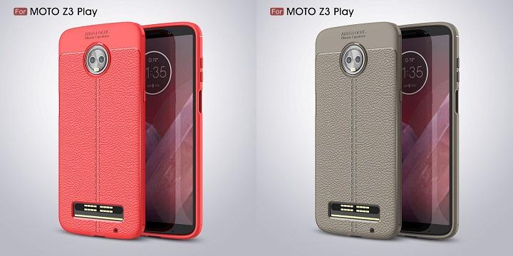 Imagen - Moto Z3 Play se filtra en fotos y especificaciones