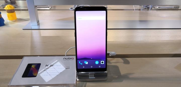 Imagen - Nubia N3 y Z17 mini S son oficiales: conoce todos los detalles