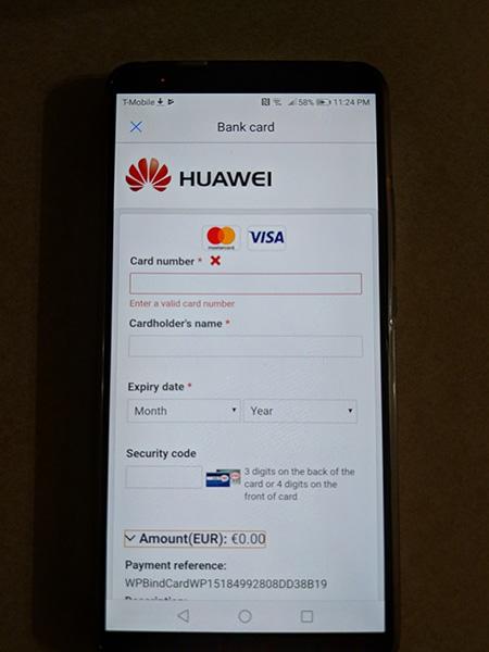 Imagen - Huawei P20 podría traer Huawei Pay a Europa
