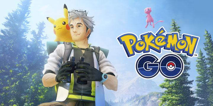 Pokémon Go lanza las Investigaciones relacionadas con Mew