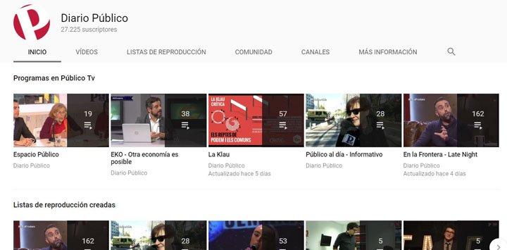 """Imagen - Cómo ver """"En la Frontera"""" de Público TV online"""