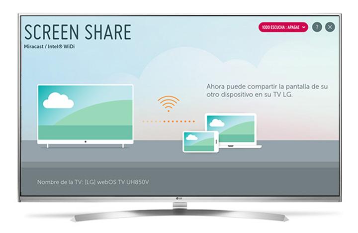 Imagen - Cómo duplicar la pantalla del móvil al televisor