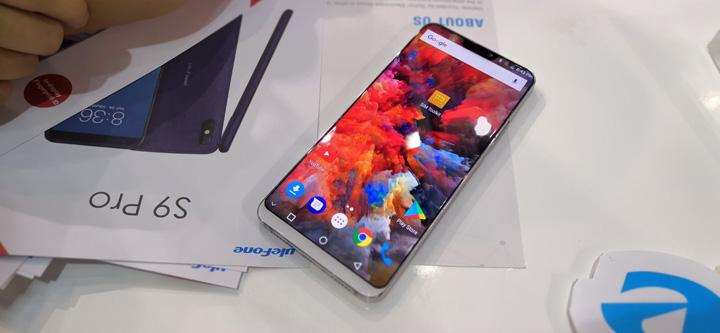 Imagen - Ulefone T2 Pro se presenta en el MWC 2018 con lector de huellas bajo la pantalla