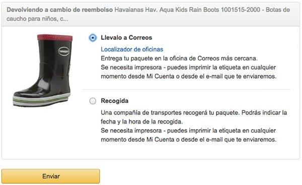 Imagen - Cómo hacer una devolución en Amazon