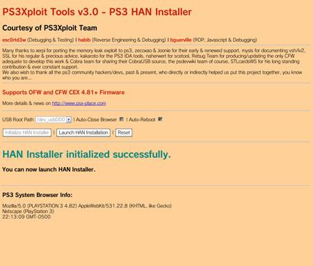 Imagen - PlayStation 3 se puede piratear con PS3Xploit Tools v3.0
