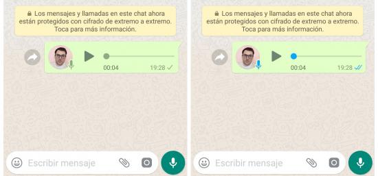 Imagen - Cómo forzar el doble check azul mediante un fallo de WhatsApp