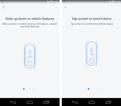 Imagen - Xiaomi Mi Band 3 filtrada: incluirá pantalla táctil