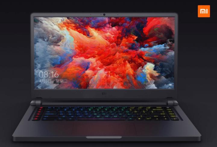 Imagen - Mi Gaming Laptop, el primer portátil para jugar de Xiaomi