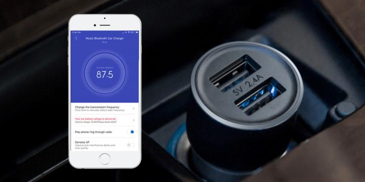 Imagen - Xiaomi Roidmi 3S, un cargador que lleva la música de tu móvil a la radio del coche
