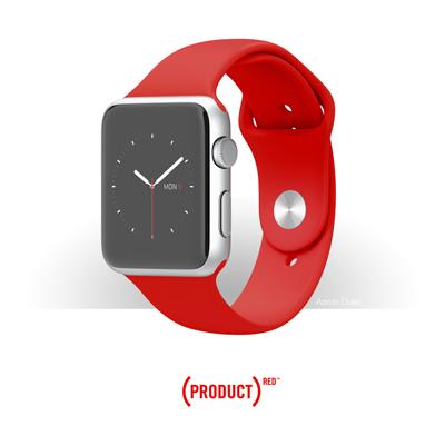 Imagen - iPhone 8 y 8 Plus Product Red, la versión en color rojo para luchar contra el VIH/sida