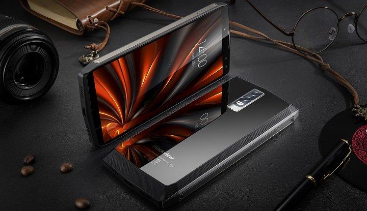 Imagen - Blackview P10000 Pro ofrece 7 horas de conversación con 5 minutos de carga